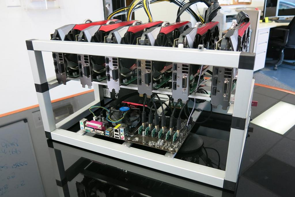 Mining Rigs For Bitcoin And Alt Coins Computer Division Shop